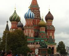 Moskou, de Russische Megalopolis