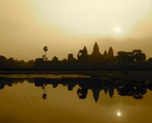 Angkor Wat, de trots van Cambodja