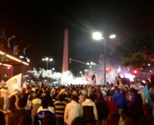 WK finale: weinig voetbal, veel veldslag…